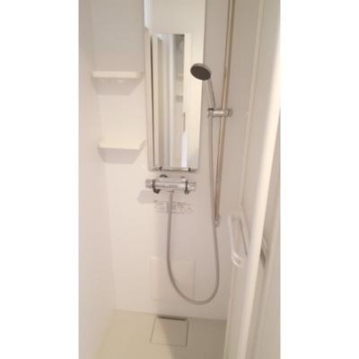 プレミア経堂のシャワールーム