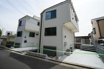 保土ヶ谷区和田2丁目 全2棟の新築分譲住宅、1号棟です。