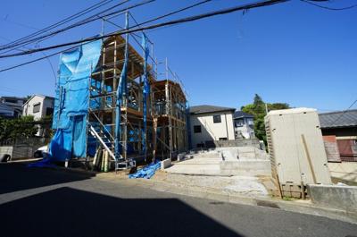 【外観】保土ヶ谷区今井町 全2棟新築戸建