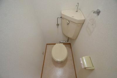 【トイレ】カーサジュピター