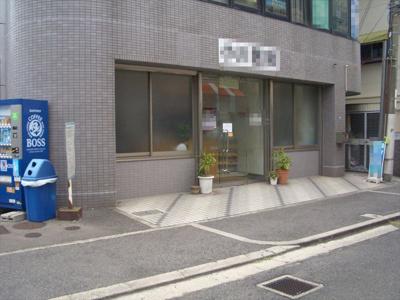 【外観】高石市東羽衣 25坪! 駅すぐ店舗事務所