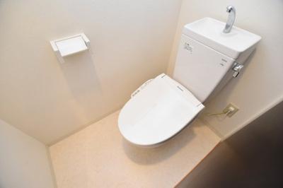 【トイレ】カーサセレーネ