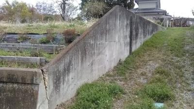 【外観】東松山市野田 売地