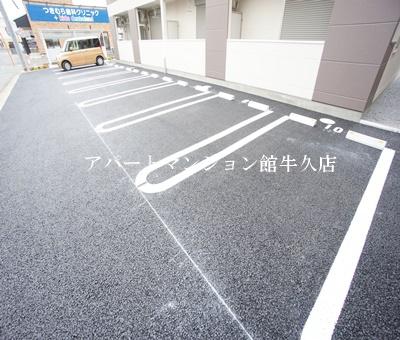 【駐車場】Soldias