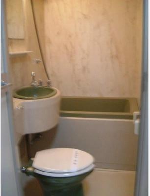 【浴室】高梨