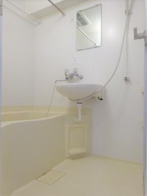 【浴室】マンションシュエットⅠ