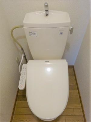 【トイレ】マンションシュエットⅠ