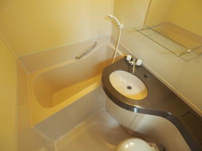 【浴室】ヴィラ本山2