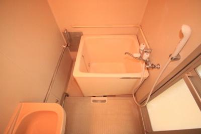 【浴室】ハイツ林
