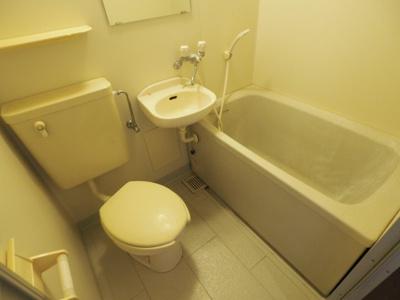 【浴室】ウイング本山2