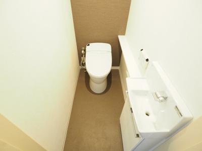 【トイレ】ウィン御影山手