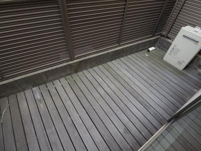 【バルコニー】ウェルコート甲南2番館