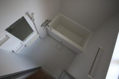 【浴室】高羽町1丁目貸家