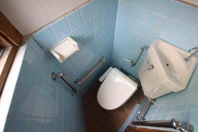 【トイレ】高羽1丁目 戸建
