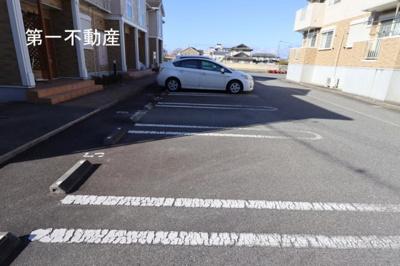 【駐車場】グラツィアB