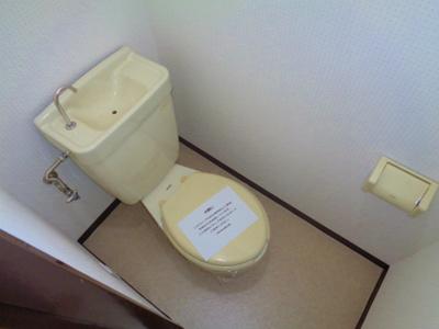 【トイレ】パークハイツ