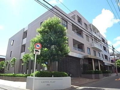 【外観】ローレルフラット