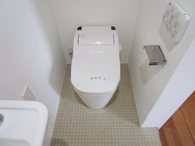 【トイレ】中野薫木荘