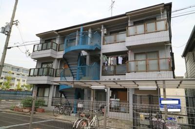 【外観】八尾壱番館