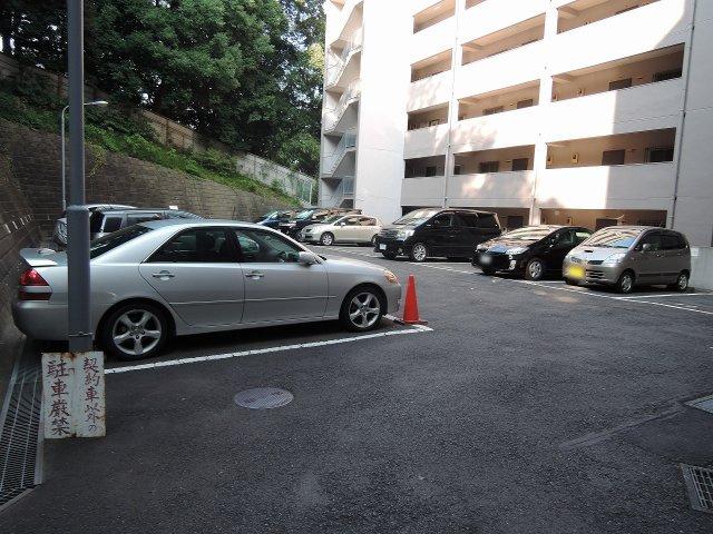 平置き駐車場