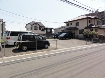 【外観】13:若柴サン駐車場(軽自動車専用区画)