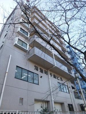 【外観】パシフィックパレス清澄  7階 角 部屋
