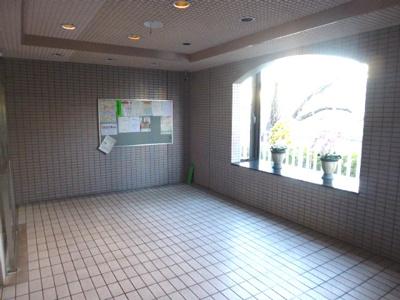 【エントランス】パシフィックパレス清澄  7階 角 部屋