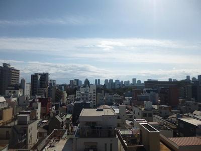 【展望】パシフィックパレス清澄  7階 角 部屋