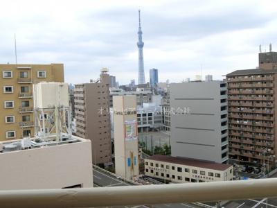 【展望】仲介手数料無料■ニューパークハイツ 14階 最上階 リノベーション済