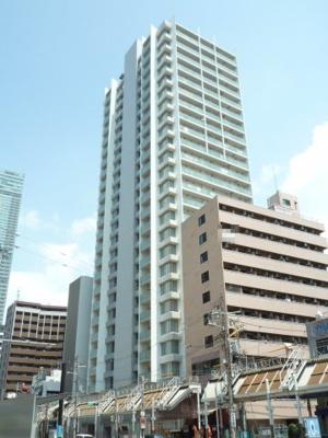 プラウドタワー阿倍野 鉄筋コンクリート造 25階建 豪華タワーマンションの分譲賃貸です♪