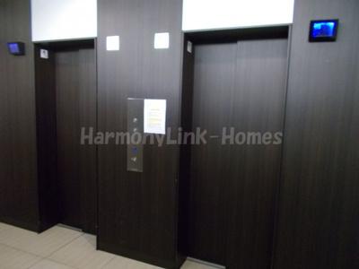 コンフォリア東池袋WESTのエレベーター(2基)★