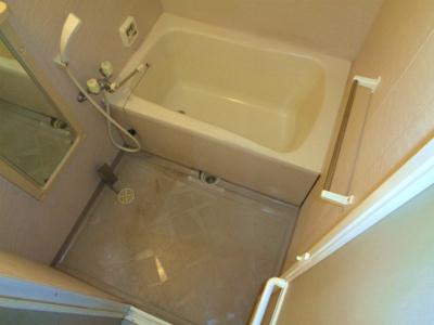 【浴室】ハイグレイド公園南