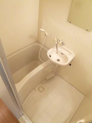 【浴室】荒木建設ビル