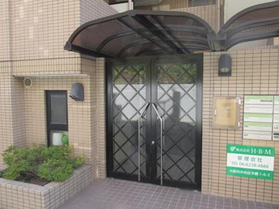 【エントランス】エールハイツ本山
