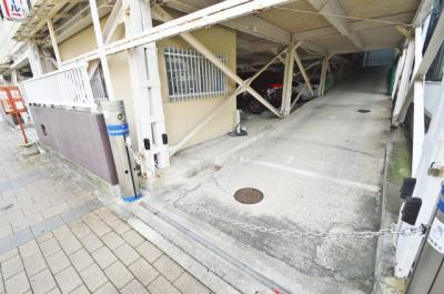 【周辺】丸重モータープール