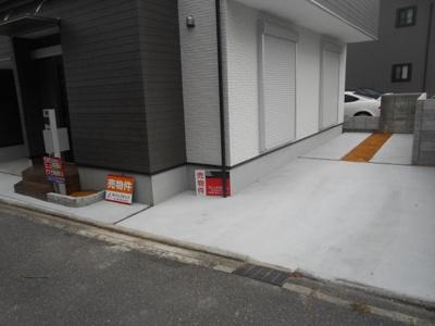 【前面道路含む現地写真】高知市寿町