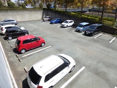 【駐車場】佐鳴湖パークタウンサウス