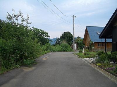 【前面道路含む現地写真】辰野町伊那富2
