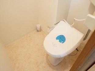 【トイレ】OMレジデンス南9条