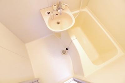 【浴室】レオパレスシャルマン北越谷