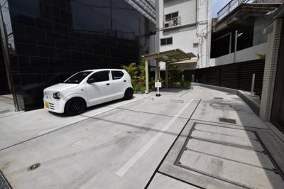 【駐車場】CUORE