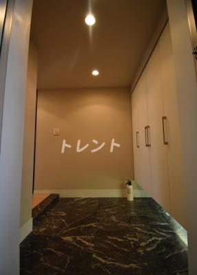 【玄関】クレストシティレジデンス