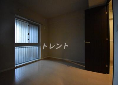 【寝室】クレストシティレジデンス