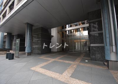 【エントランス】クレストシティレジデンス