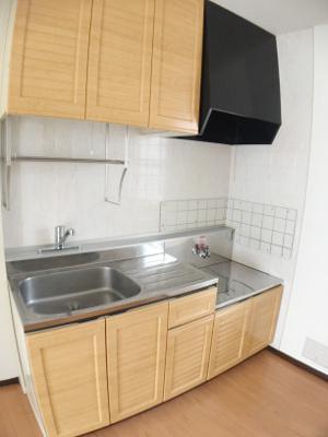 【キッチン】オーベルジュ苅宿