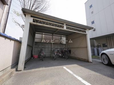 【駐車場】ミキコーポ