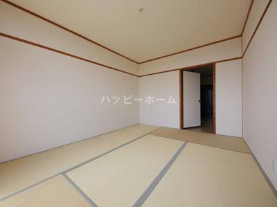 【寝室】ミキコーポ