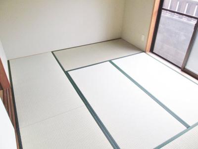 【寝室】タカセ住宅