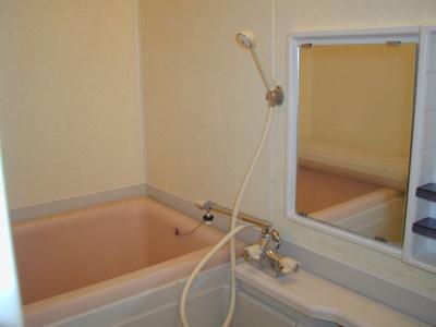 【浴室】姿見台スカイハイツ A棟
