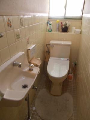 【トイレ】吹田市原町3丁目 一戸建て